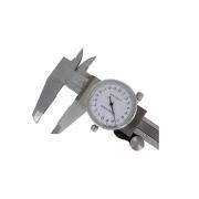 Paquímetro Com Relógio 300mm Com Estojo 12pol