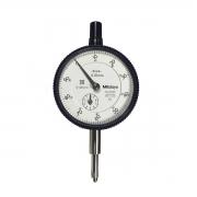 Relógio Comparador 0.01 Mitutoyo