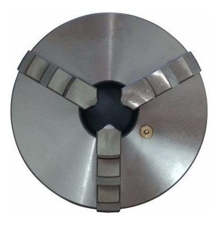 Placa Para Torno 3 Castanhas Universal 160mm 6pol   Seven Tools