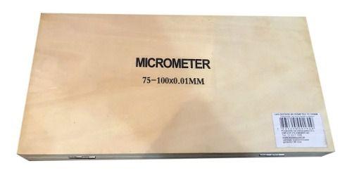 Micrometro Externo 75-100mm - 3ao