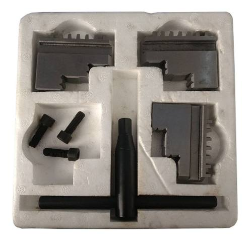 Placa Para Torno 3 Castanhas Universal 200mm 8pol   Seven Tools