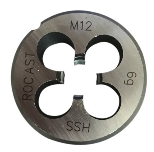 Cossinete M12x1.75 Hss Aço Rápido