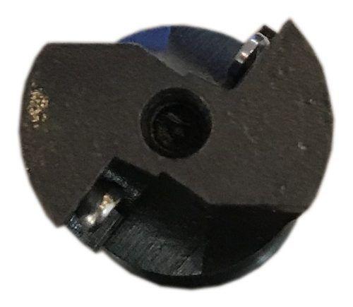 Kit Fresa 20mm 90° Aplx Ou Apkt 10 + Pastilhas Aplx 1003