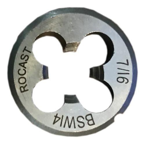 Cossinete Manual 7/16pol-1pol Bsw Aço Liga Rocast