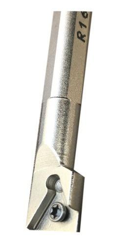 Suporte Para Torno R166 Okf 12mm Pastilha R166 16 Rosca