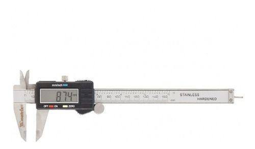 Paquímetro Universal Digital 150mm 0,02mm 6pol Mtx