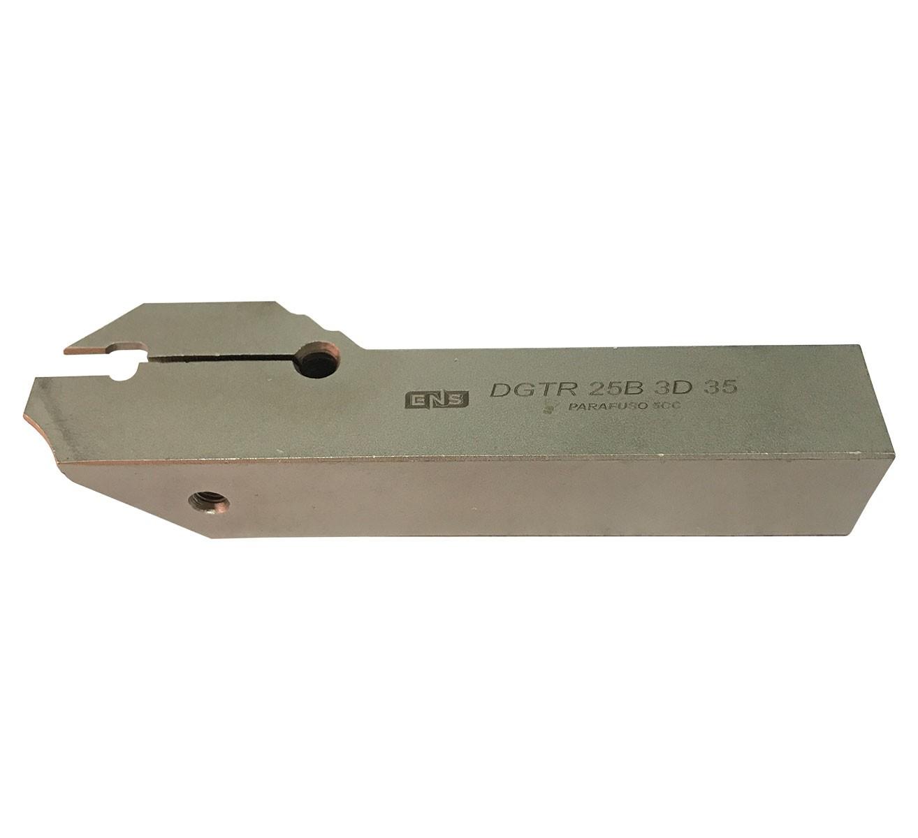 Ferramenta Para Torno Dgtr 25mmx25mm Dgn 3mm Direito | Seven Tools
