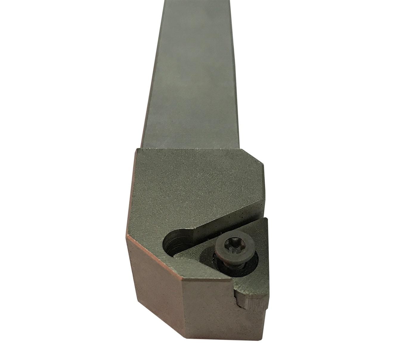 Ferramenta Para Torno Ofg 20mmx20mm R166 22 Direito Rosca | Seven Tools