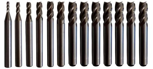 Fresa Topo Hss 2-14mm