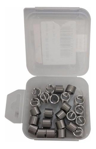 Helicoil Rosca Postiça - M10x1.0 - 1.5xd - 25 Peças