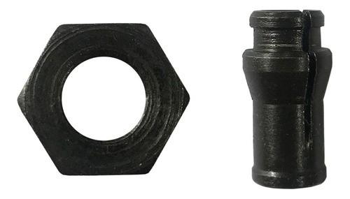 Kit Porca + Pinça Bosch 1/4