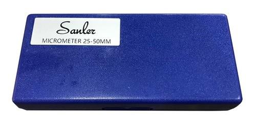 Micrometro Externo 25-50mm