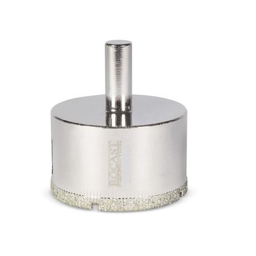 Serra Copo Diamantada P/ Vidro E Cerâmica 25,0mm