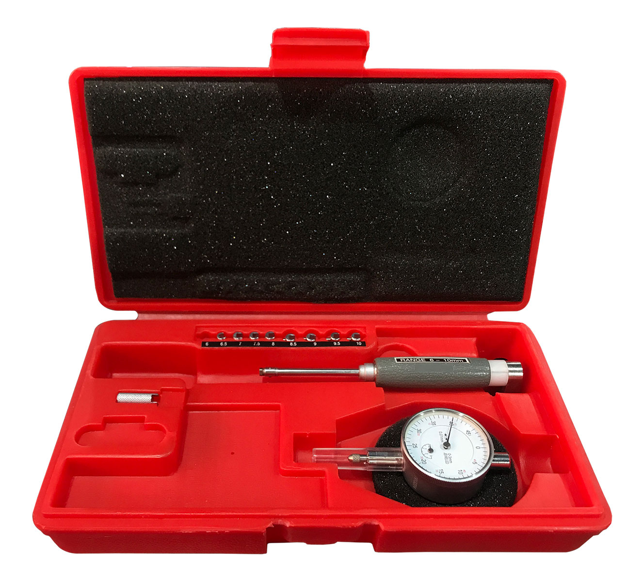 Súbito Comparador De Diâmetro 6-10mm