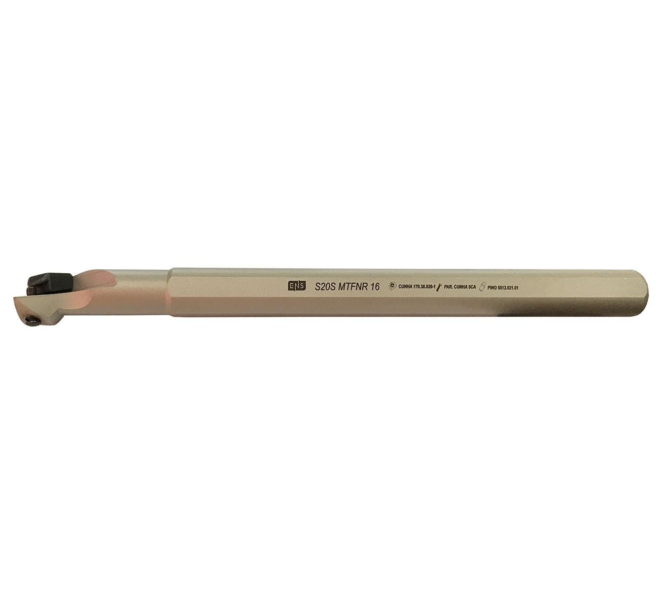 Suporte Para Torno Int. 20mm Direito Tnmg 16 - S20s Mtfnr 16