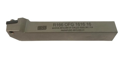 Suporte Para Torno R166 Ofg 1616 16