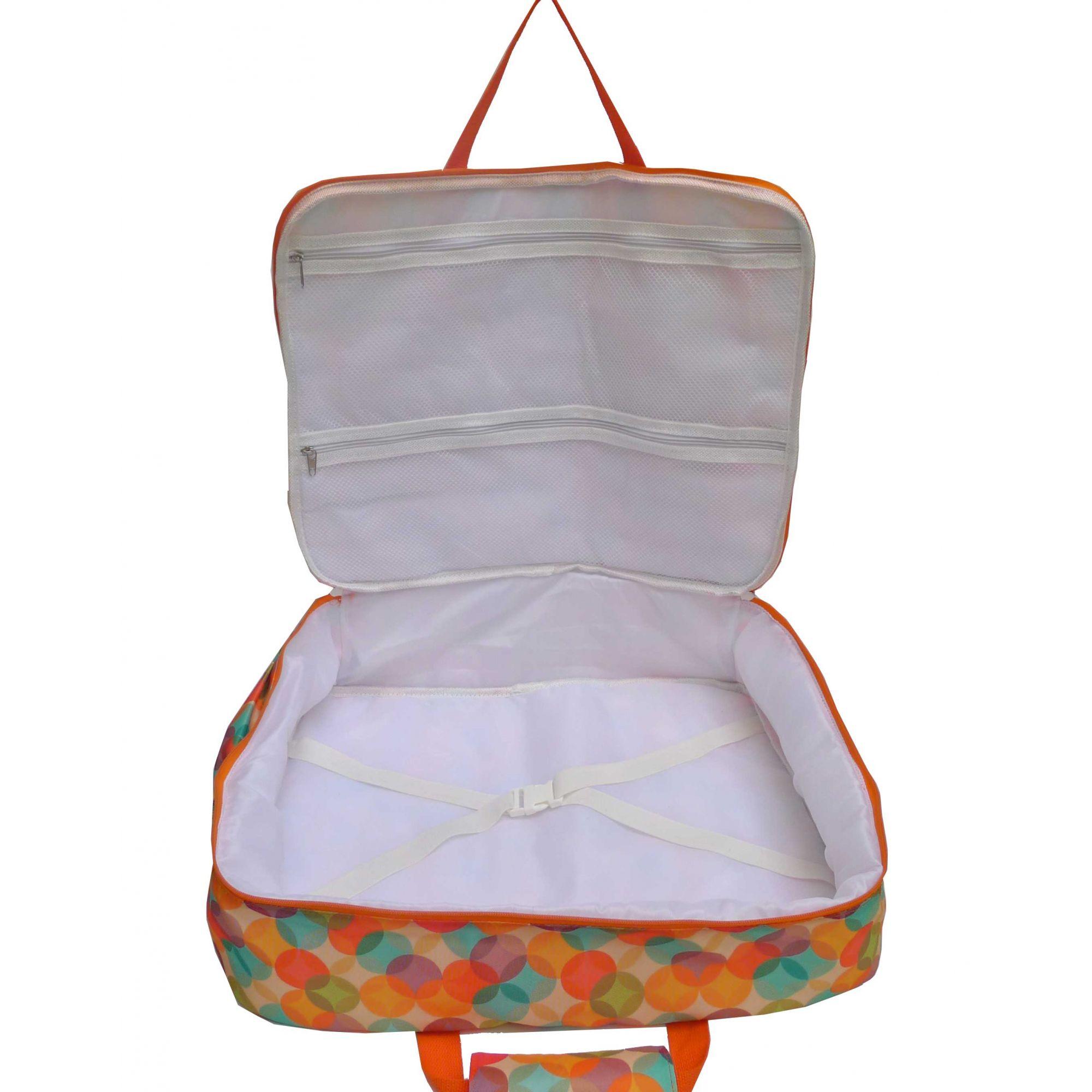 Mala de maternidade - Materchila Bola Estrelada