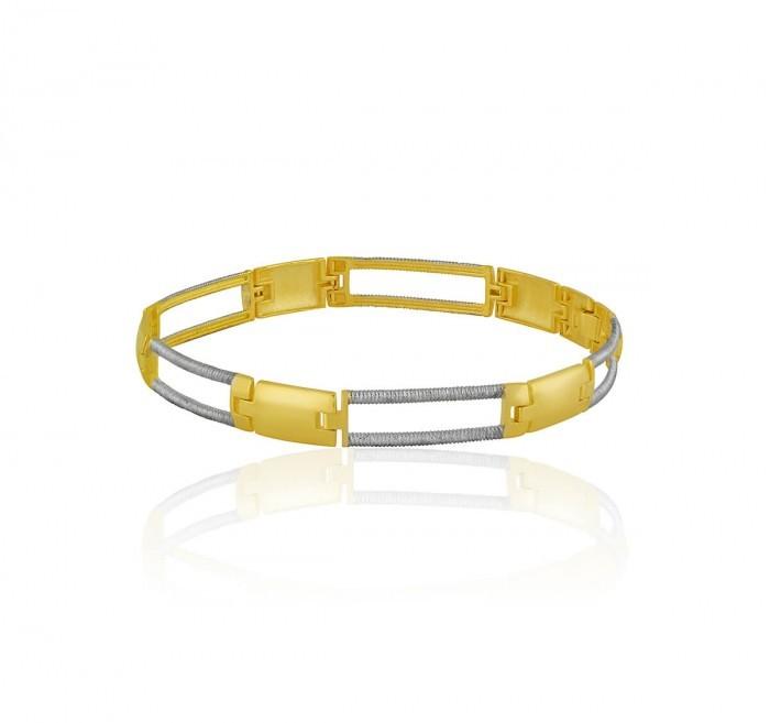 Bracelete de Ouro 18K Ouro