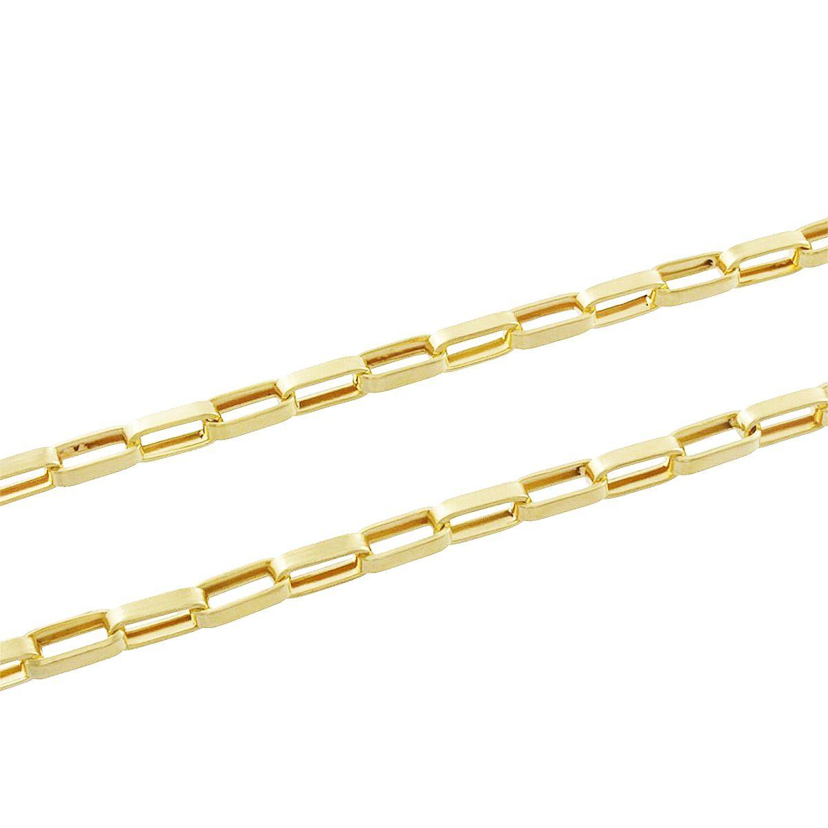 Corrente de ouro 18k Elos Cartier