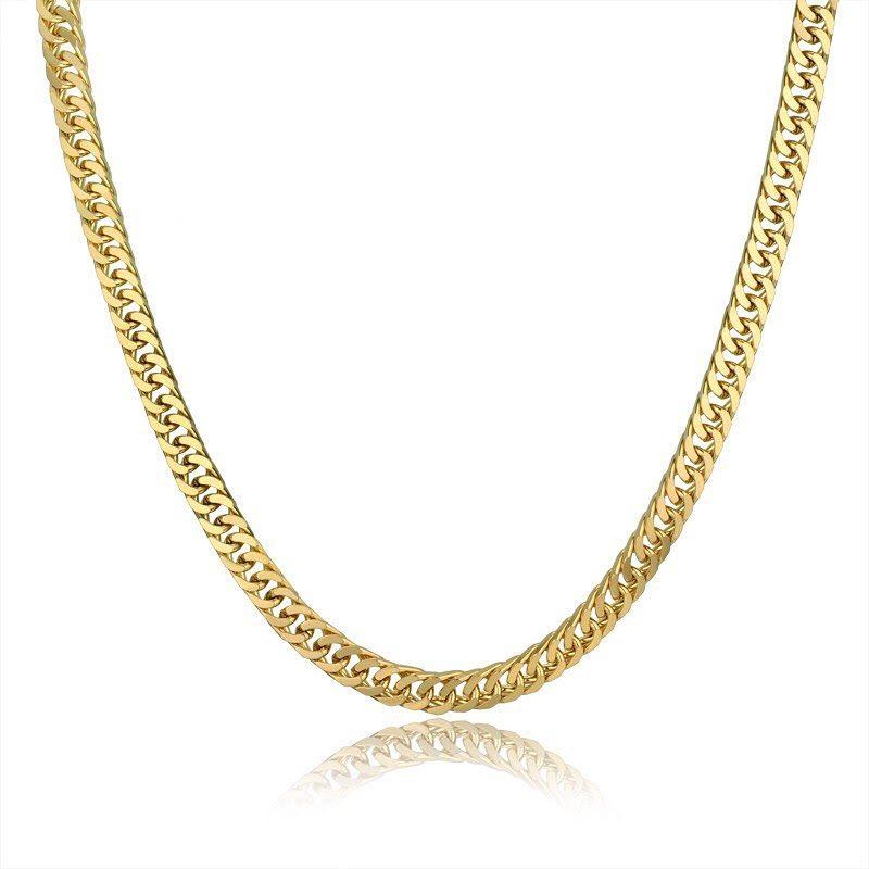 Corrente de Ouro 18K Nill 50cm