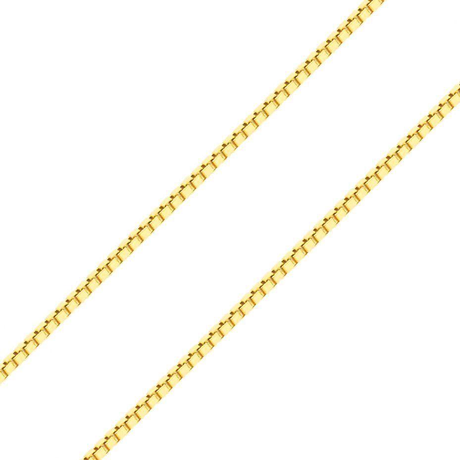 Gargantilha com Pingente de ouro 18k P