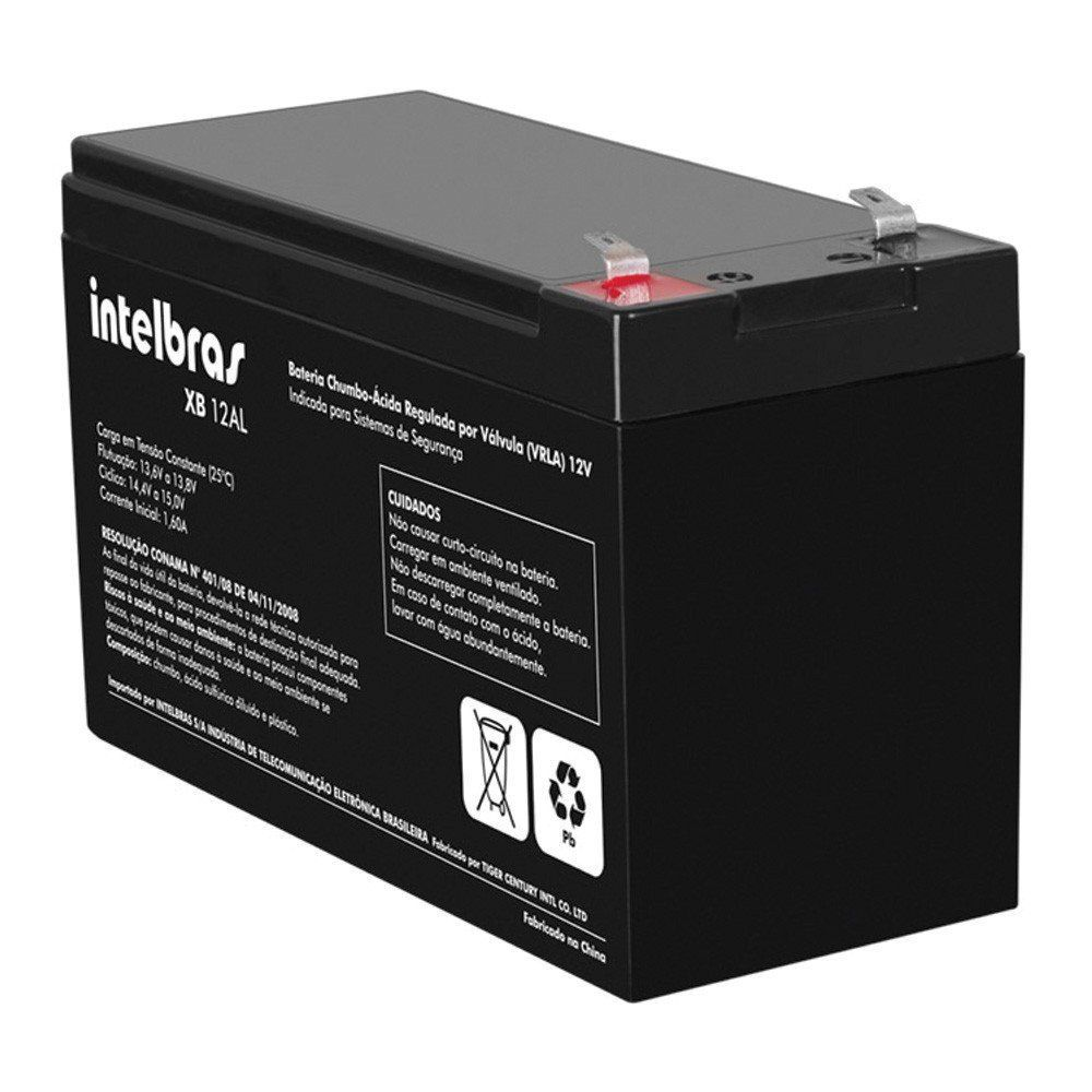 Bateria de chumbo-ácido 12V - XB 12AL