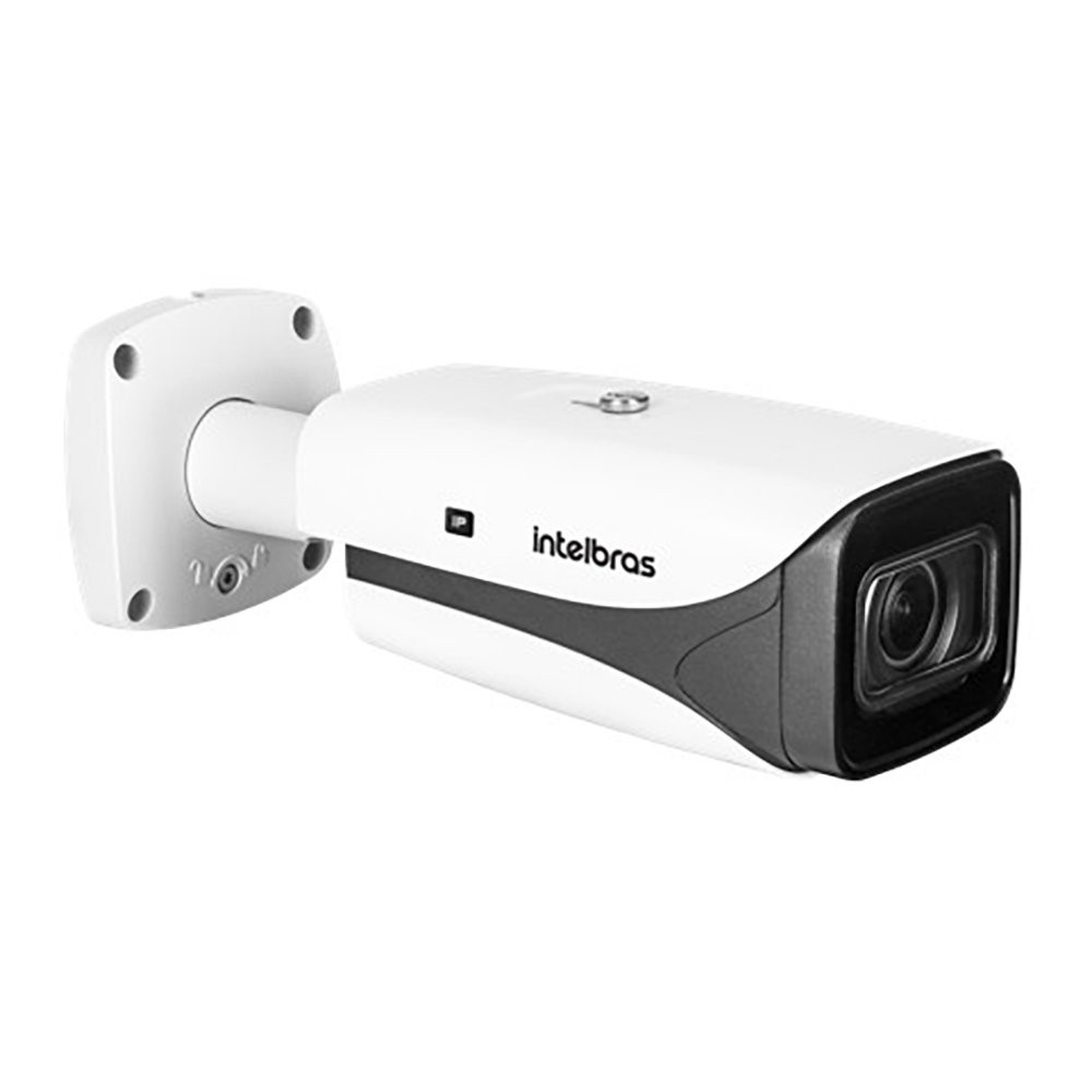 Câmera Intelbras Ip Bullet Vip 5550 Z Ia 5mp 50m