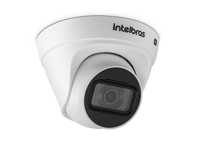 Câmera Dome IP Full Hd 2mp Ip67 2.8mm Vip 3220 D Intelbras