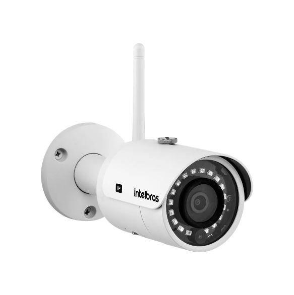 Câmera Ip Wi-fi Vip 3430 W 4mp 3.6mm Intelbras