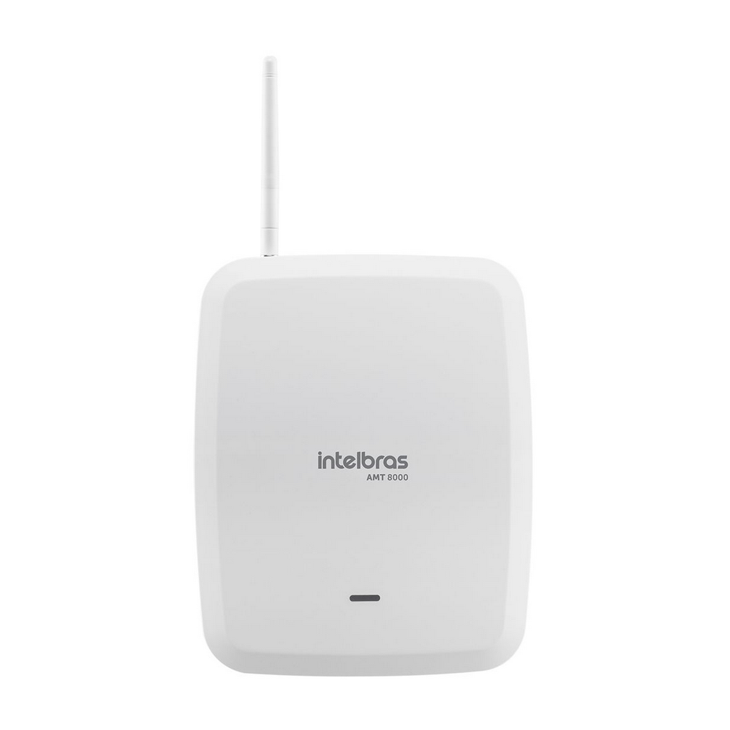 Central De Alarme Sem Fio Amt 8000 Ethernet / Wi-fi