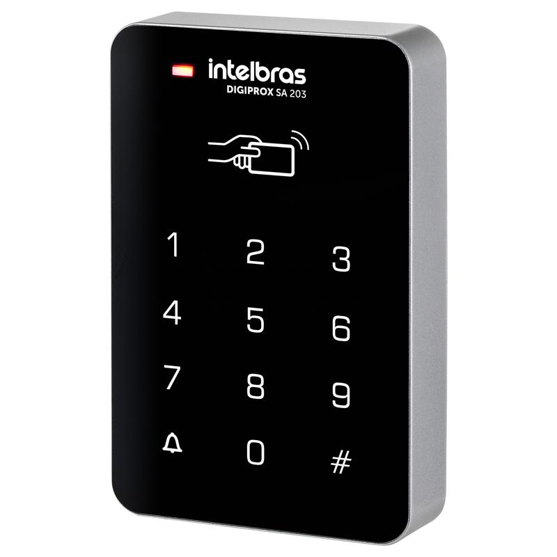 Controlador de acesso 125kHz Digiprox SA 203