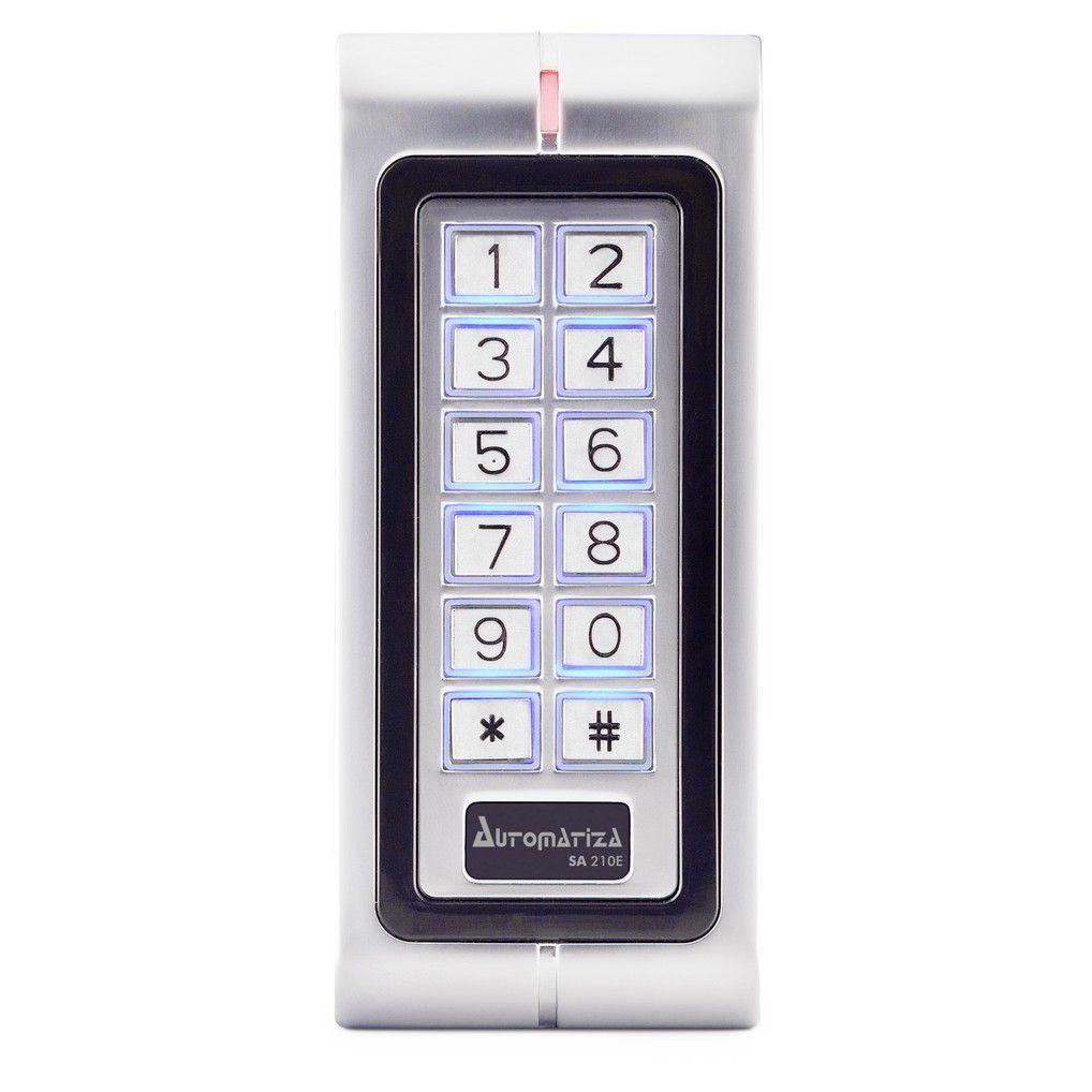 Controlador De Acesso Sa 210e 125khz Intelbras Ip66