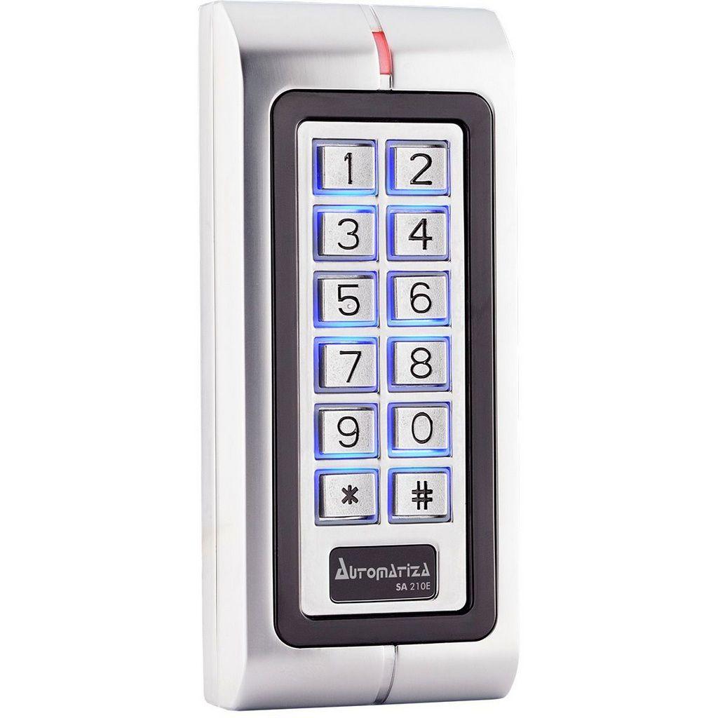 Controlador de acesso 125kHz SA 210E