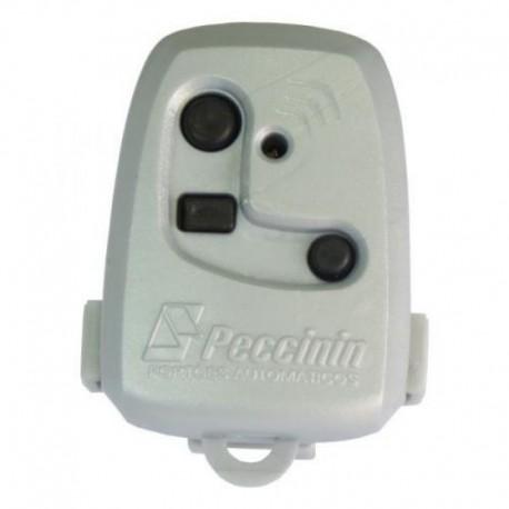 Controle TX Peccinin Nice 434 Holing Code Cinza