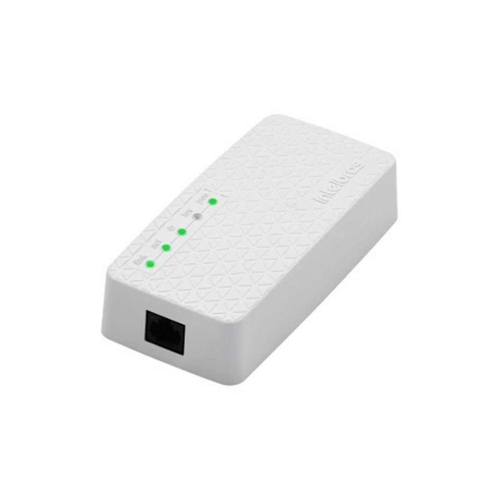 Conversor De Sinal Gpon Em Ethernet Onu 110 Intelbras