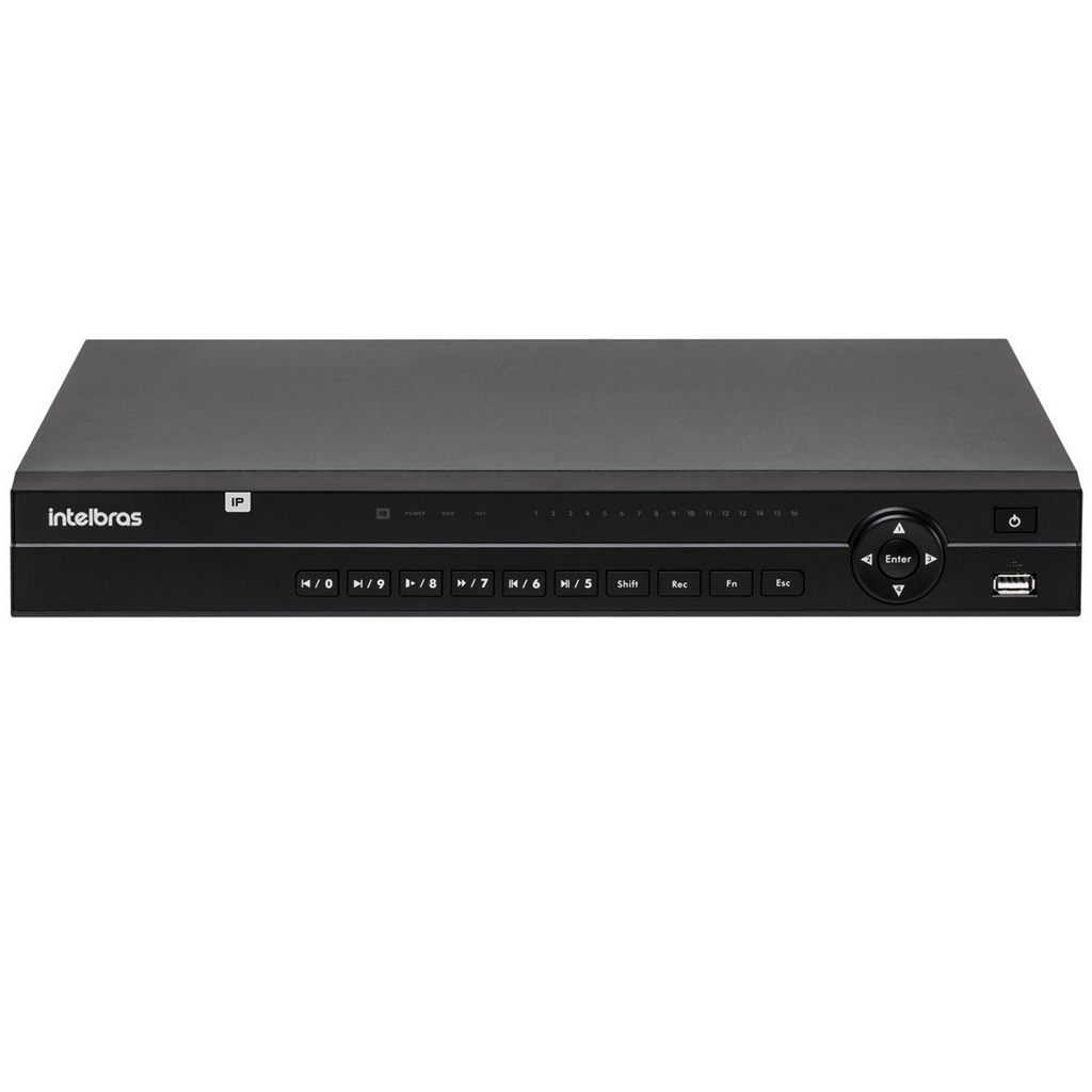 Gravador Digital 32 Canais Ip Nvd 1232 Intelbras