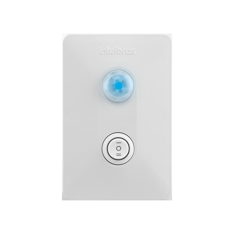 Interruptor Sensor De Presença Para Iluminação Espi 180 +