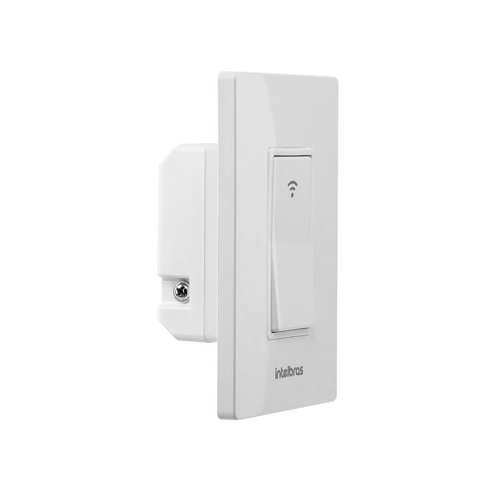 Interruptor smart Wi-Fi para iluminação EWS 101 I Intelbras
