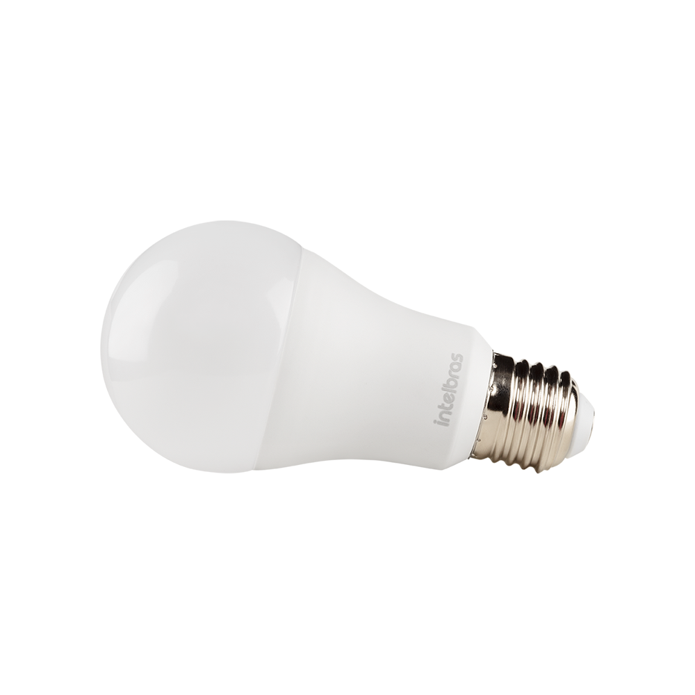 Lâmpada LED smart Wi-Fi EWS 410 Intelbras