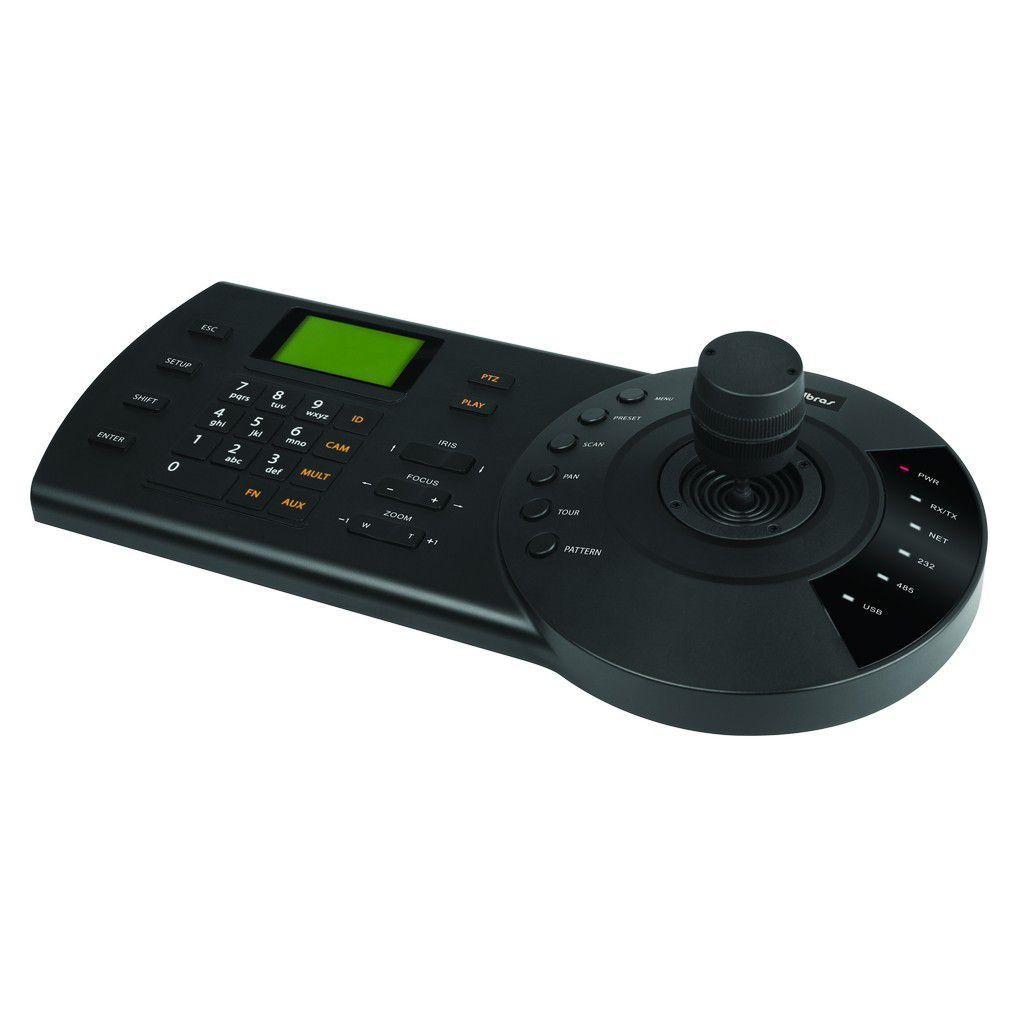 Mesa Controladora Híbrida Vtn 2000 - Analógica E Ip