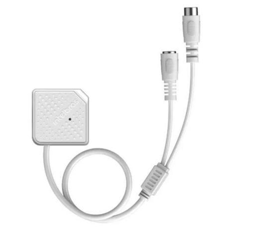 Microfone para CFTV MIC 3080 Intelbras