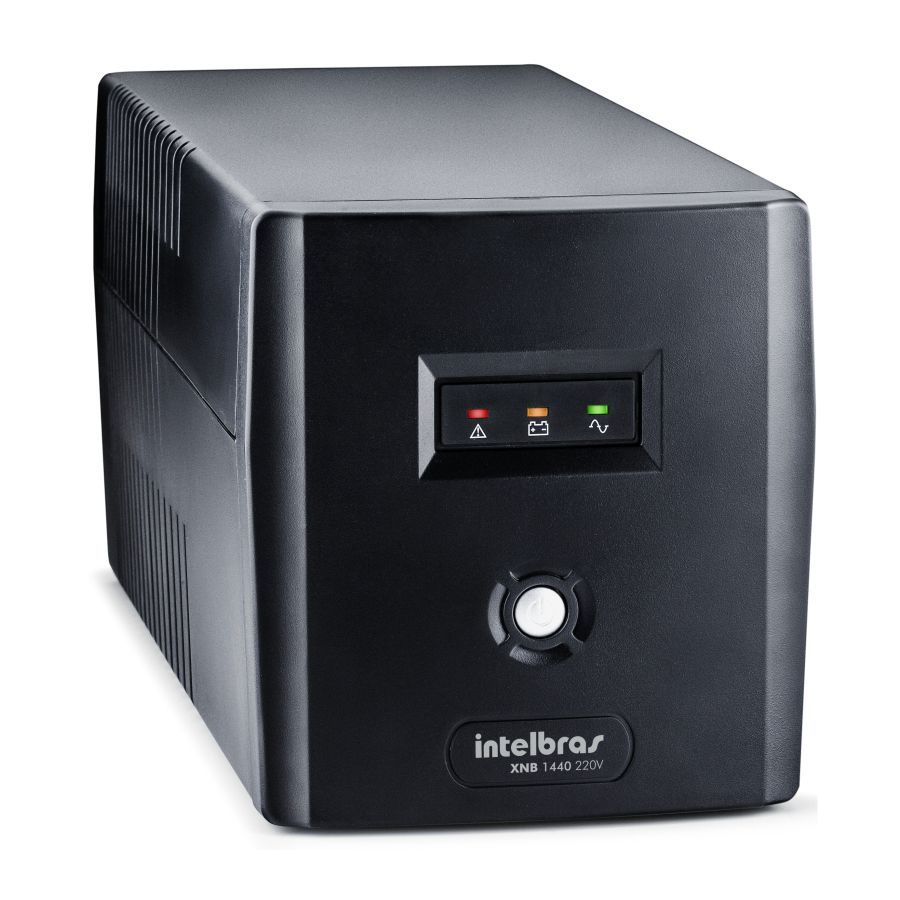 Nobreak 1440 Va Xnb 1440 Intelbras 220v 6 Tomadas