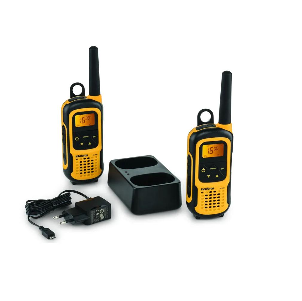 Rádio Comunicador Waterproof Rc 4102 Intelbras
