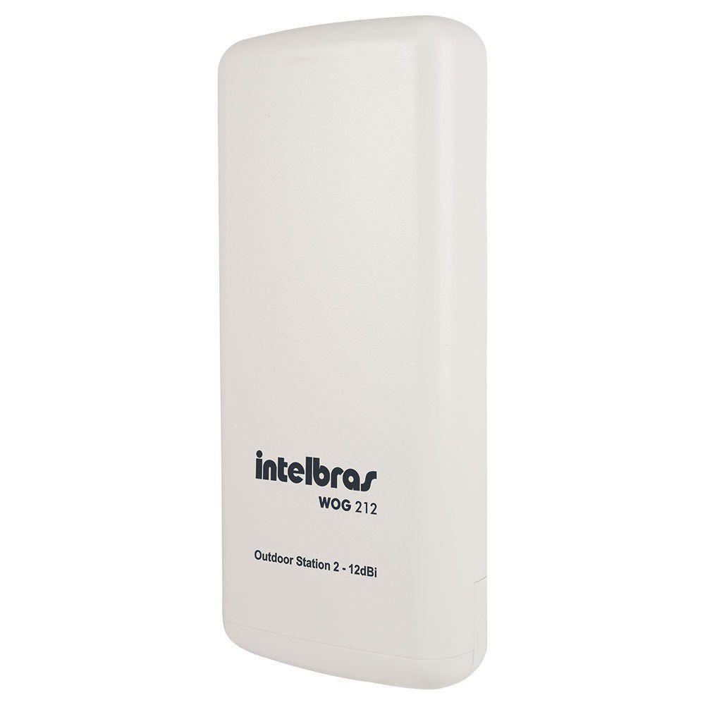 Roteador Cpe 2,4 Ghz 12 Dbi Wog 212 Intelbras