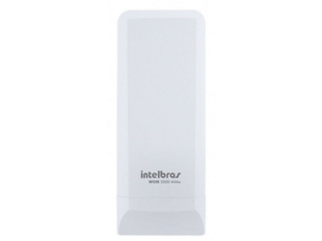 Roteador Cpe 5 Ghz Com Antena De 16 Dbi Mimo 2x2 Wom 5a Mimo