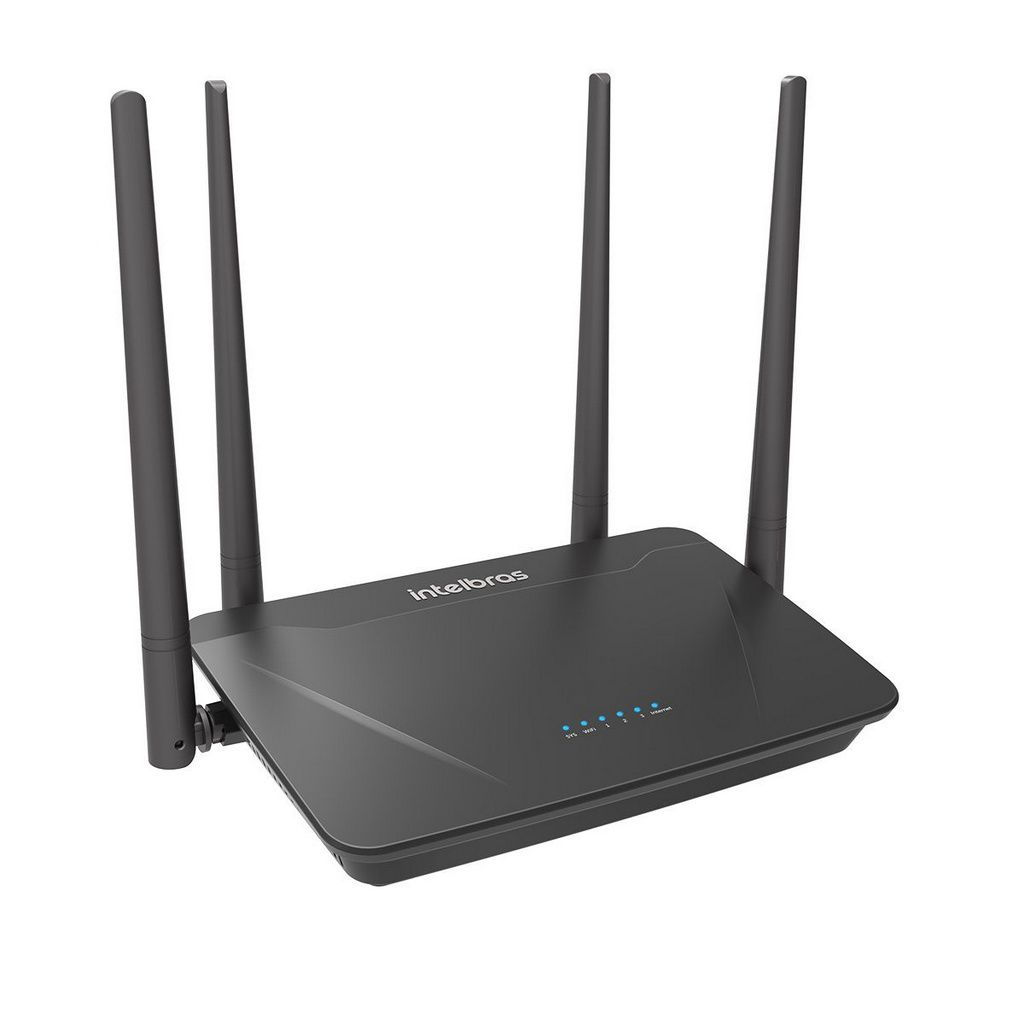 Roteador Wireless Intelbras Action Rf1200 Dual Band