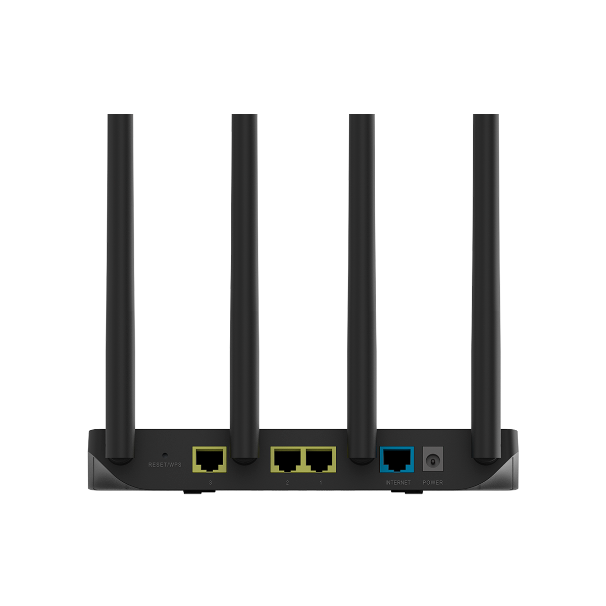 Roteador Wireless Wi-force W5-1200f Dual Band Ac 1200 Intelbras