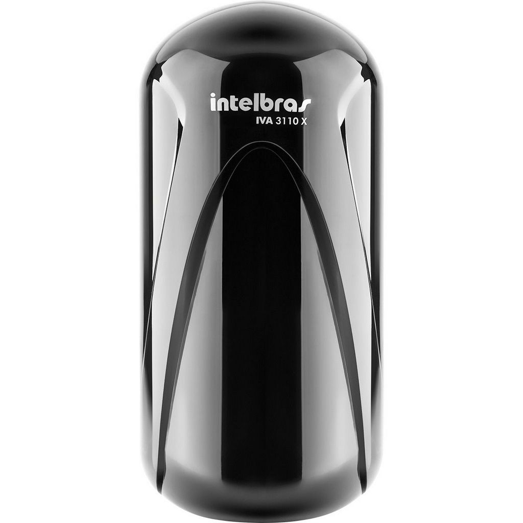 Sensor Barreira Intelbras Iva 3110 X Duplo Feixe