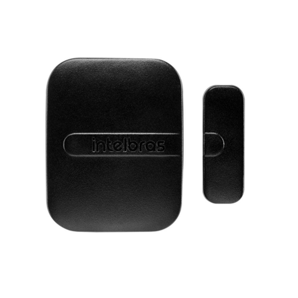 Sensor De Abertura Magnetico Sem Fio Xas Smart Black