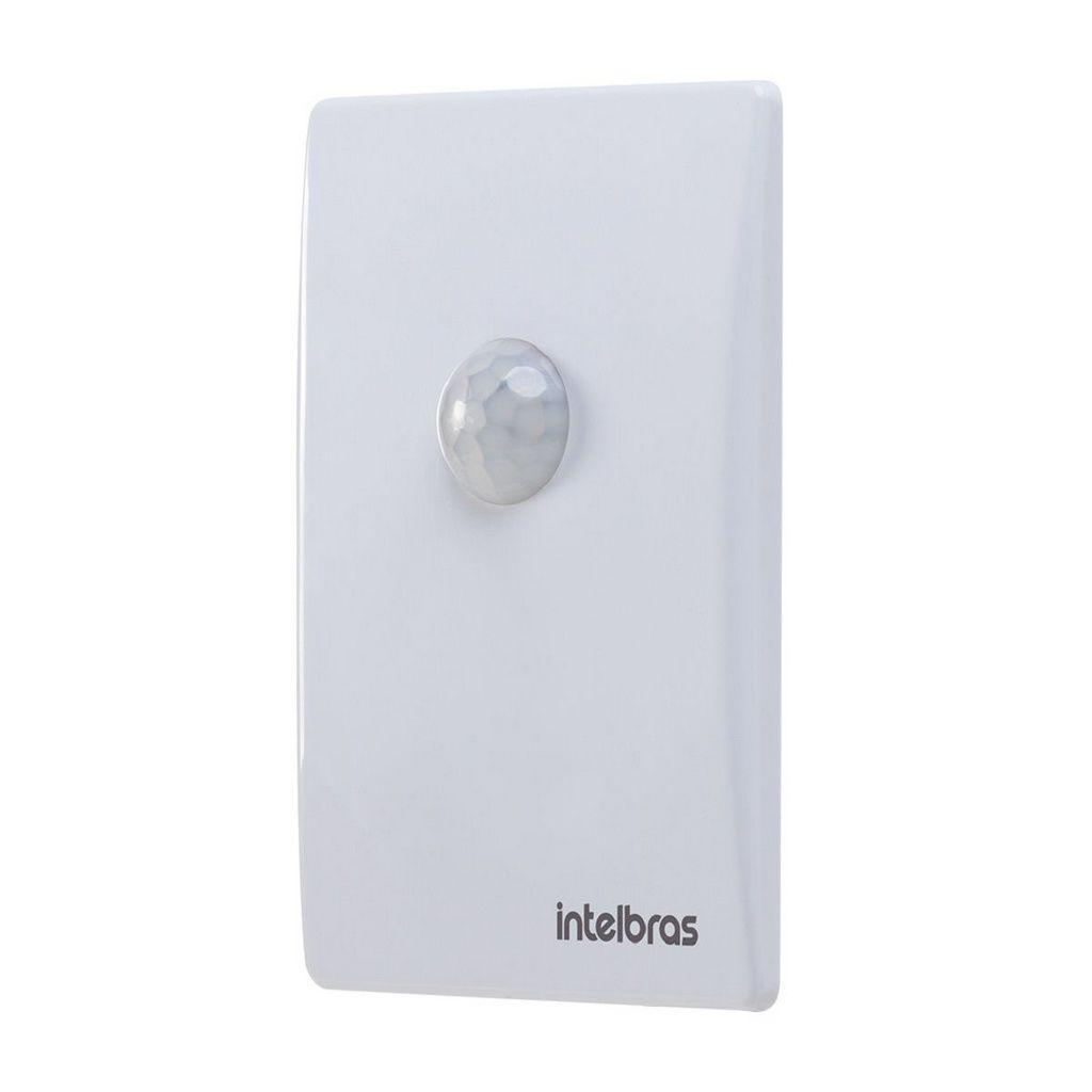 Sensor De Presença Iluminação Esp 180 E Intelbras